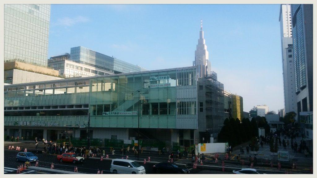 新宿だ〜都会だ〜!@摂理の味