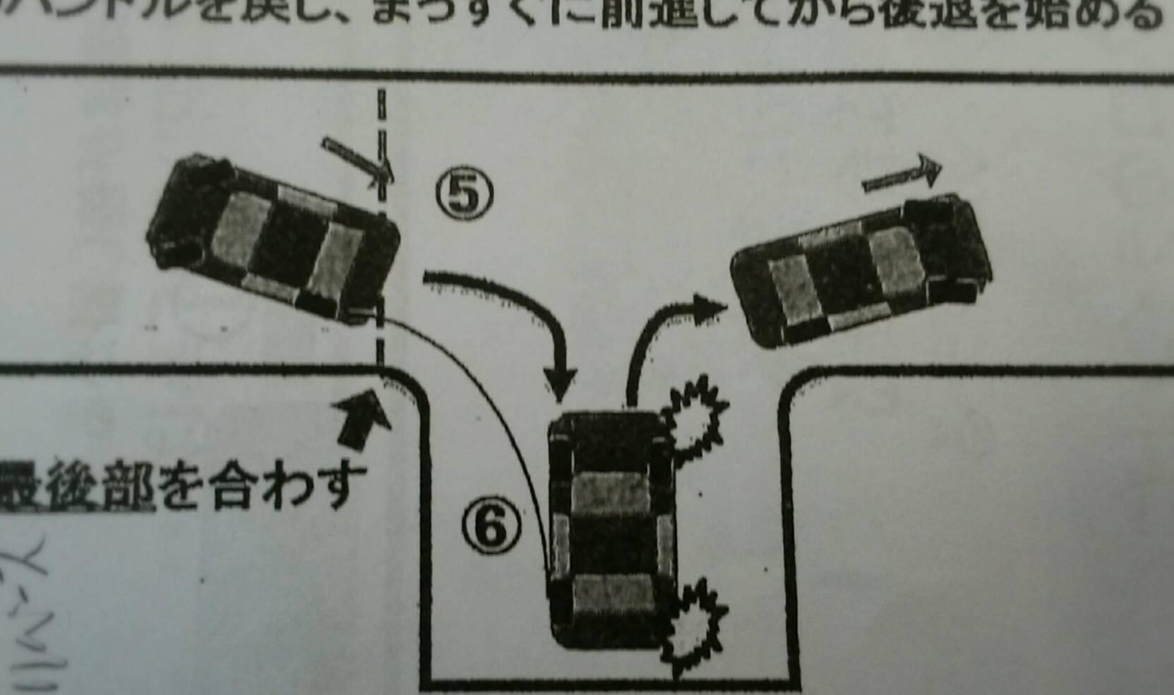 コツ 縦列 駐車